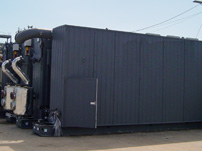 Used Industrial Chillers